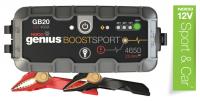 NOCO Boost Sport 12V 400A Jump Starter - GB20