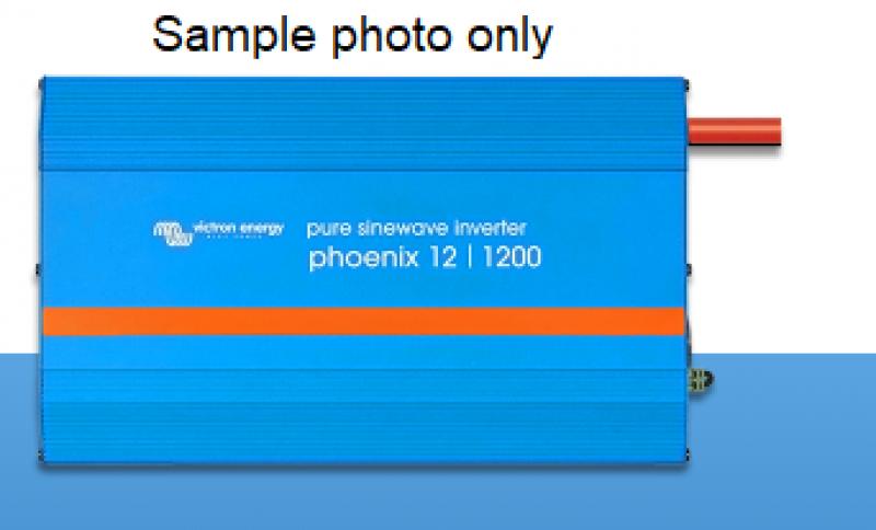 Victron Energy Phoenix Inverter 1000W - PIN121220200