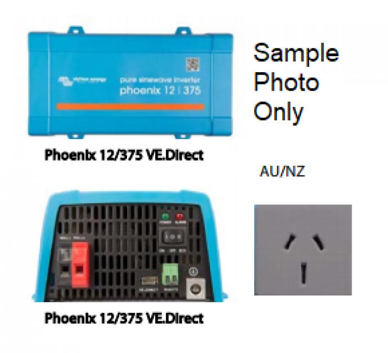Victron Energy Phoenix VE Direct 24V 175W Inverter - PIN242510200