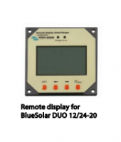Victron Energy Remote Monitor/Display for Blue Solar PWM DUO - SCC900200000