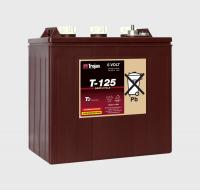 Trojan T-125, T125 6V Deep Cycle Battery