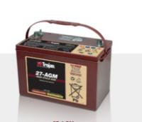 Trojan 27-AGM 12V Deep Cycle Battery