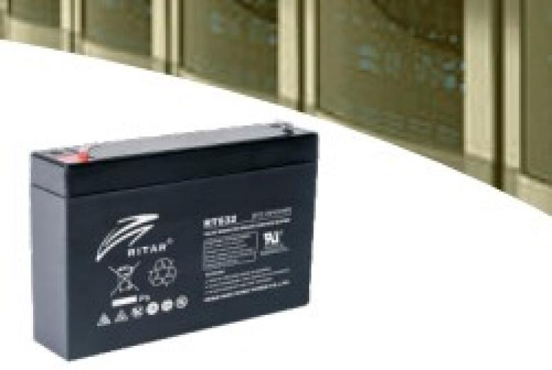 Ritar Standby AGM 6V 3.22Ah - RT632