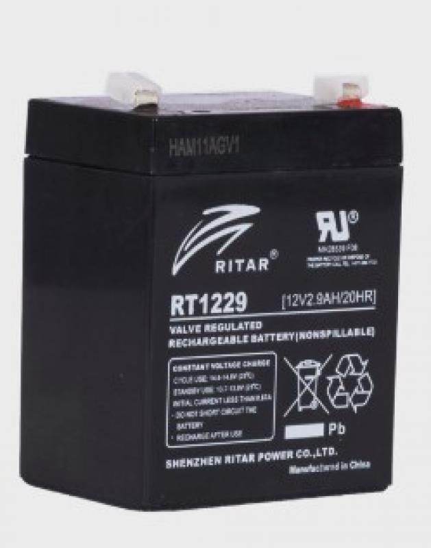 Ritar Standby AGM 12V 2.9Ah - RT1229