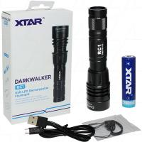 Xtar RC1 Set - 450 Lumen - w/battery and charger