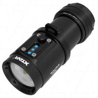 Xtar D08 Set - 2000 Lumen - w/battery and charger