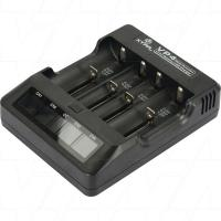 Xtar VP4 Full Set Battery Charger