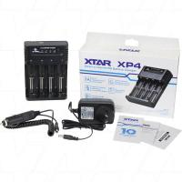 Xtar XP4 Full Set Battery Charger