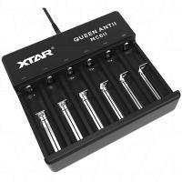 Xtar MC6II Battery Charger