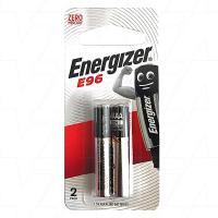 Energizer AAAA Alkaline 2Pk - E96-BP2