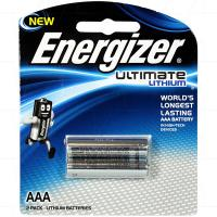Energizer Lithium AAA 2Pk - L92-BP2