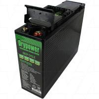 Drypower 12.8V 102Ah Slimline Lithium Deep Cycle - 12LFP102SL