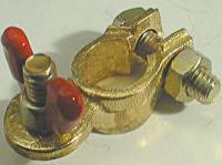 MA14 - Solid Brass Terminals - Solderless