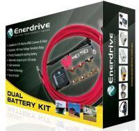 Enerdrive EN-61010 Dual Battery Kit
