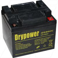Drypower 12SB50C 12V, 50Ah Deep Cycle Battery