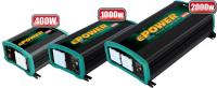Enerdrive ePower EN1120S - 12V, 2000W Pure Sine Wave Inverter