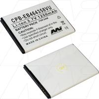 CPB-EB464358VU - Samsung Mobile Phone Battery