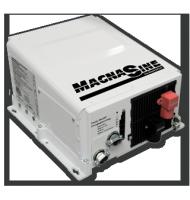 Magnasine MS-2712E - 12V, 2700W Pure sine wave Inverter/Charger Combi