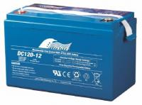 Fullriver DC120-12B - 120Ah Deep Cycle AGM Battery