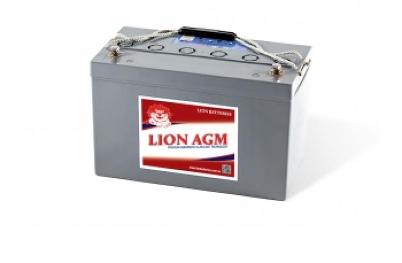 Lion Batteries - HZB-EV12-120 (123Ah)