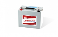 Lion Batteries - HZY12-80 Heavy Duty Deep Cycle GEL Battery 80Ah