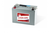 Lion Batteries - HZY12-100 Heavy Duty Deep Cycle GEL Battery 100Ah