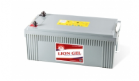 Lion Batteries - HZY12-230 Heavy Duty Deep Cycle GEL Battery 263ah HZY-EV-12/230