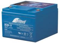 Fullriver-DC26-12B - 26Ah AGM Deep Cycle battery
