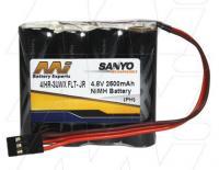 4.8V NiMH Receiver Pack