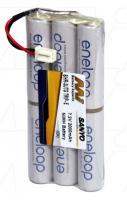 7.2V NiMH Transmitter Pack