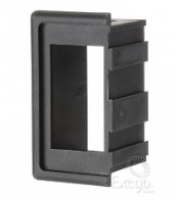 Narva 63181BL - Mounting Panel (End) - Suit Narva Sealed Rocker Switch