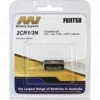 2CR1/3N Photo Lithium Battery