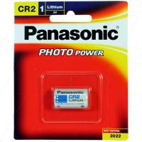 Panasonic CR2 Lithium Battery