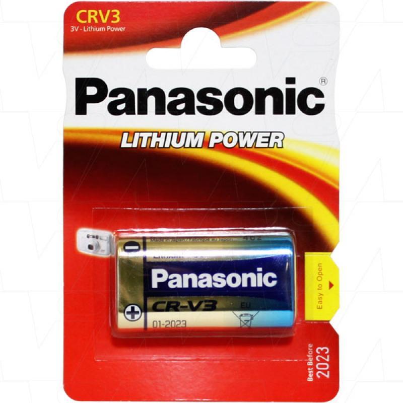 Panasonic CR-V3 Photo Lithium Battery