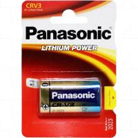 Panasonic CR-V3 Photo Lithium Battery