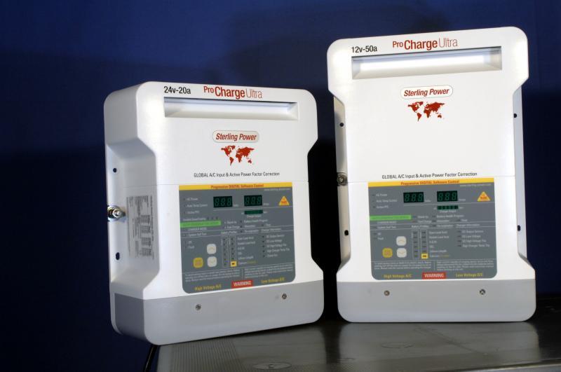 Sterling Power ProCharge Ultra PCU1250