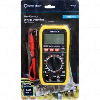 Data Hold Digital Multimeter with Backlight