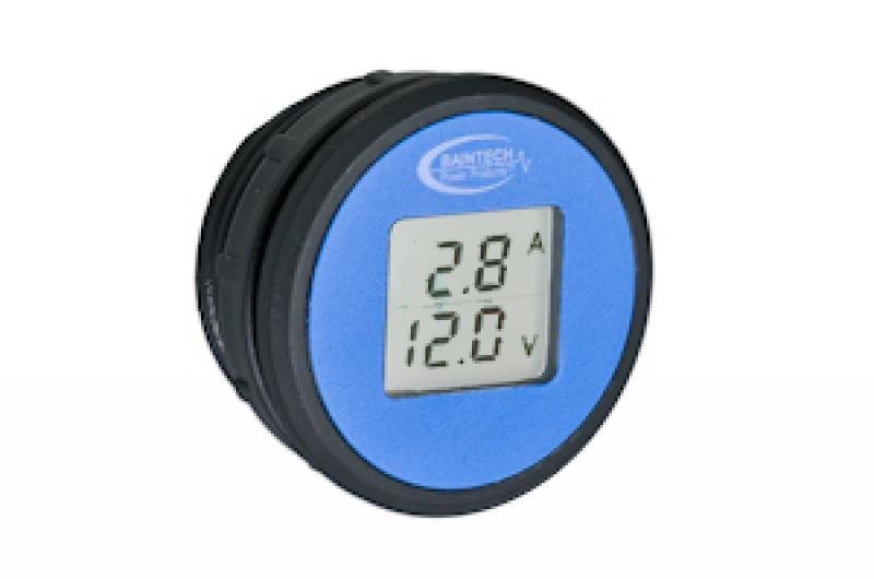 BAINTECH BTBM0010 - Voltage & Amp Meter Flush Mount