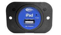 BAINTECH Single USB Socket Flush Mount
