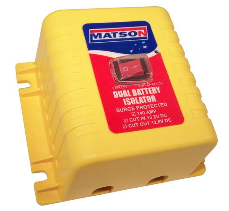 Matson MA98404 - Low Voltage VSR Parallel Switch, 140A