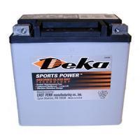 DEKA PowerSports ETX14L