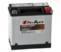 DEKA PowerSports ETX16L