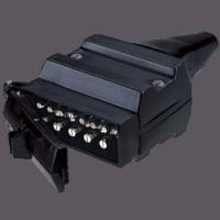 Narva - 12 Pin Flat Trailer Plug (82171BL)