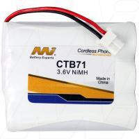 CTB71 - Cordless Phone Battery