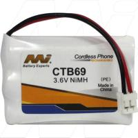 CTB69 - Cordless Phone Battery