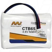 CTB65 - Cordless Phone Battery