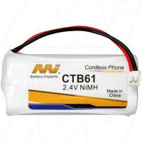 CTB61 - Cordless Phone Battery