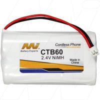 CTB60 - Cordless Phone Battery