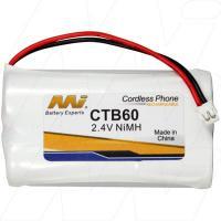 CTB60 - Cordless Phone Battery