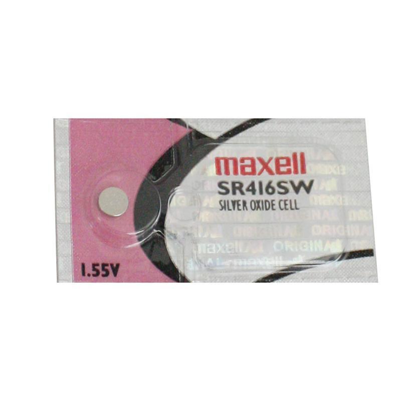 Maxell - SR416SW Button Cell